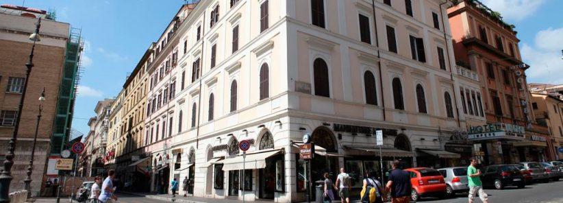 Hospedagem em Roma: Hotel Impero