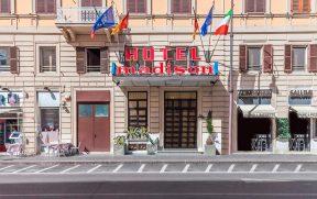 Hospedagem em Roma: Madison Hotel