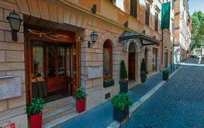 Dicas de Hotéis em Roma: Albergo Ottocento