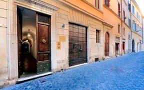 Palazzo Olivia Apartments em Roma