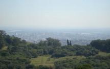 Vista do Mirante do Santuário