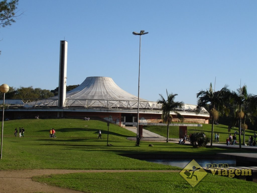 Auditório Araújo Viana no Parque Redenção