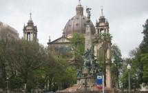 Monumento a Julio de Castilhos na Praça da Matriz