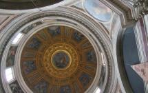 Cúpula da Capela Chigi