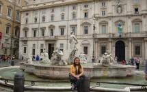 Palazzo Pamphili e Fontana del Moro