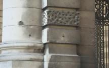Nariz perdido no Admiralty Arch