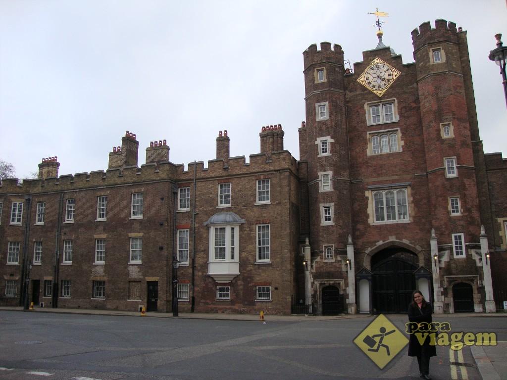 Palácio St. James