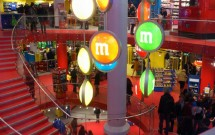 Loja M&M's World London