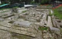 Domus Tiberiana - Peristillo