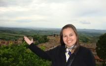 Vista da Torre da Rocca