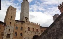 San Gimignano e suas torres
