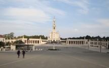 Visita ao Santuário de Fátima em Portugal