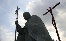 João Paulo II e a Cruz Alta