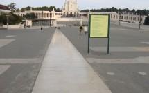 Local para peregrinação de joelhos