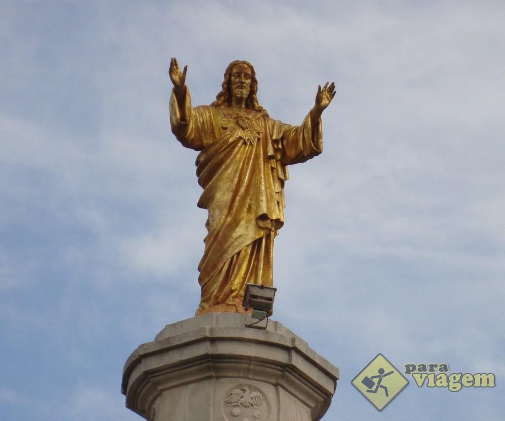 Monumento Sagrado Coração de Jesus