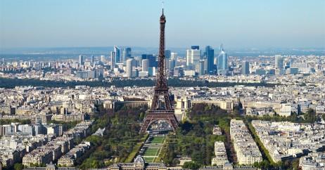 Torre Eiffel - Paris, França