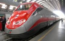 Trem Frecciargento da Trenitalia