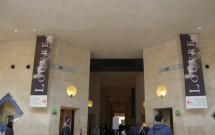 Passagem entre o Carrousel e o Hall Napoléon