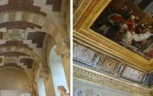 As belas salas do Louvre