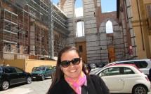 A nave inacabada do Duomo