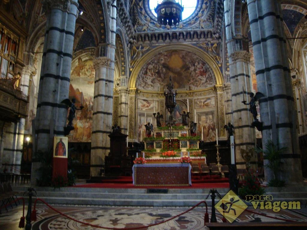 Altar do Duomo