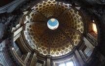 A cúpula do Duomo