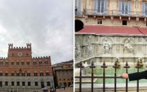 Palazzo Pubblico e Fontana Gaia