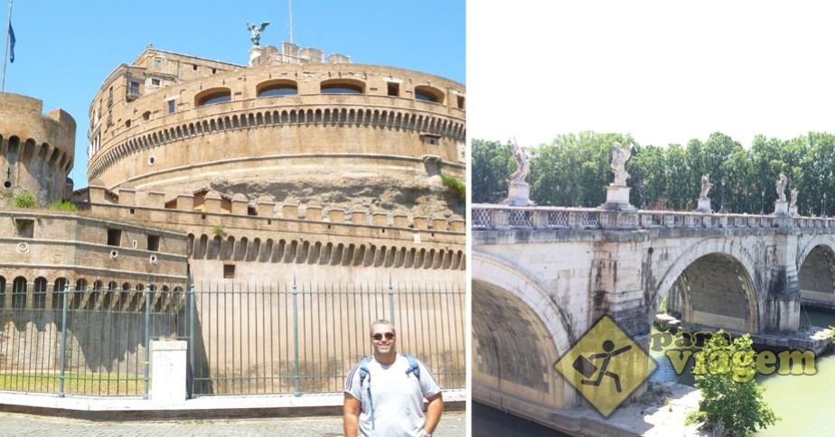 Castelo de San'Angelo & a ponte