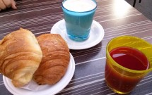 Café da manhã - Be First em Roma