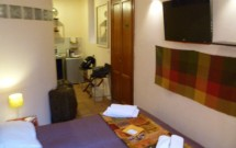 Quarto do Be First B&B em Roma