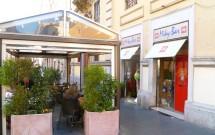 Cafeteria próxima do Be First B&B em Roma
