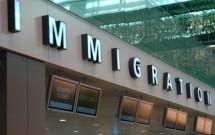 Imigração nos aeroportos