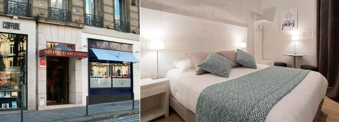 Onde se Hospedar em Paris: Hôtel d'Argenson