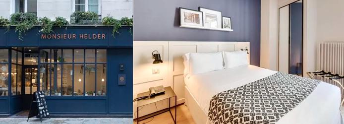 Onde se Hospedar em Paris: Hotel Monsieur Helder