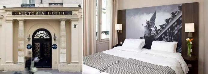Onde se Hospedar em Paris: Hotel Vitoria