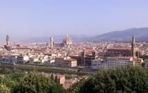 Diário de Viagem – Florença: da Piazzale Michelangelo aos Jardins de Bóboli
