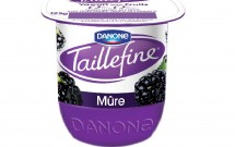 Iogurte de amora
