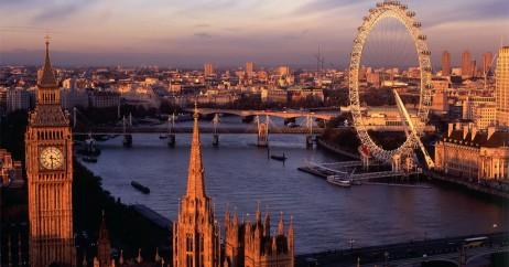 Lindo Horizonte de Londres
