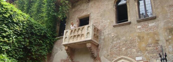 Sacada da Casa de Julieta