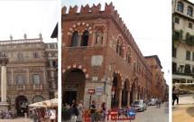 Palazzo Maffei --- Casa dei Mercanti --- Madona di Verona
