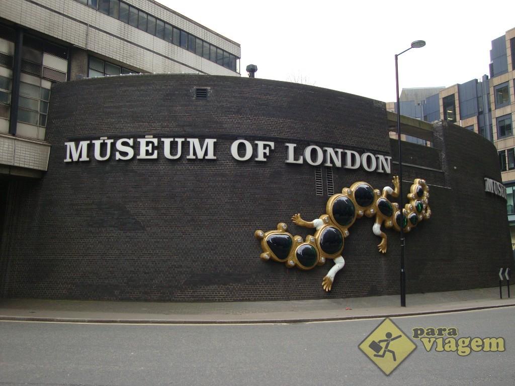 Museu de Londres (MOL)