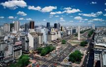 Av. 9 de Julio em Buenos Aires