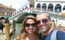 Ponte Rialto sobre o Grande Canal