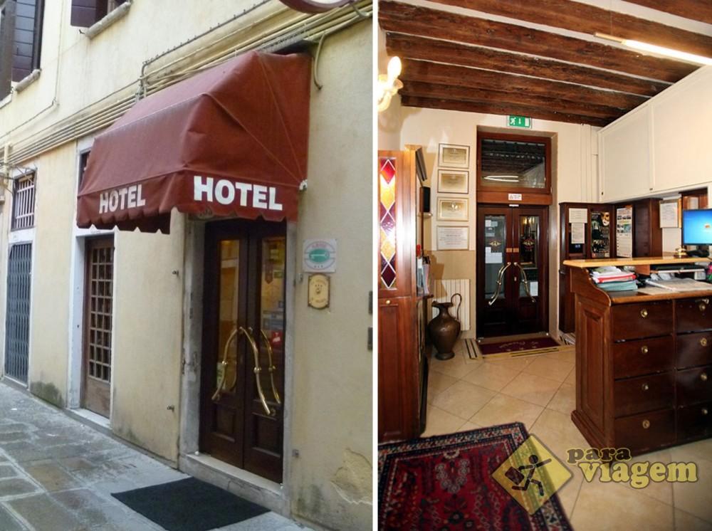 Hotel La Locanda di Orsaria em Veneza