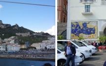 Vista de Amalfi --- Porta Marina