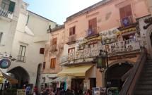 As vielas de Amalfi