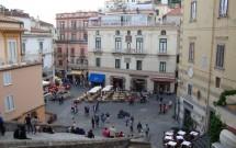 Praça principal de Amalfi