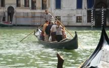 Traguetto em Veneza