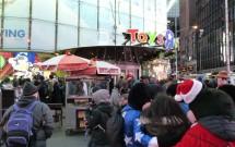 Toys 'R'Us na Black Friday em Nova York