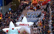 Parada da Macy's no Thanksgiving em Nova York